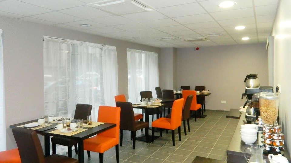 Appart'hôtel Odalys Green Marsh - EDIT_buffet.jpg