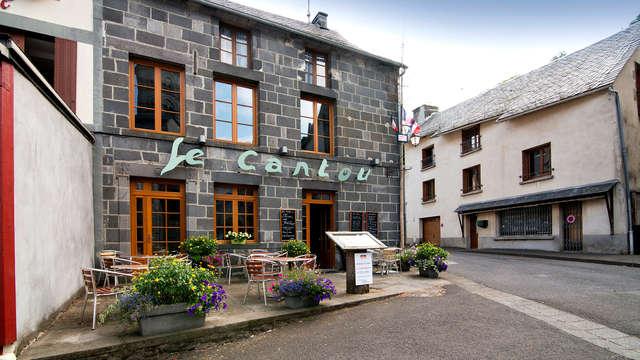 Week-end ressourçant en Auvergne