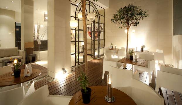 Descubre la isla de Tenerife en un bonito hotel céntrico y en habitación superior