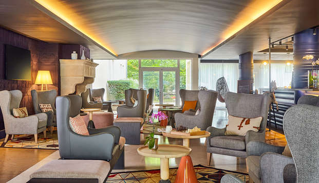 Hotel Mercure Chateau de Fontainebleau - NEW LOUNGE