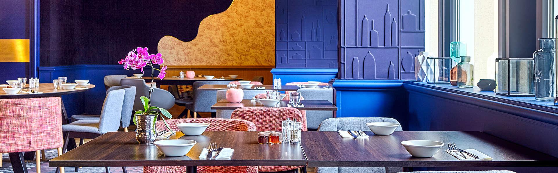 Séjour gourmand avec un dîner 3 plats à Fontainebleau