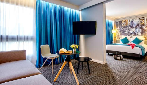 Hotel Mercure Chateau de Fontainebleau - NEW ROOM
