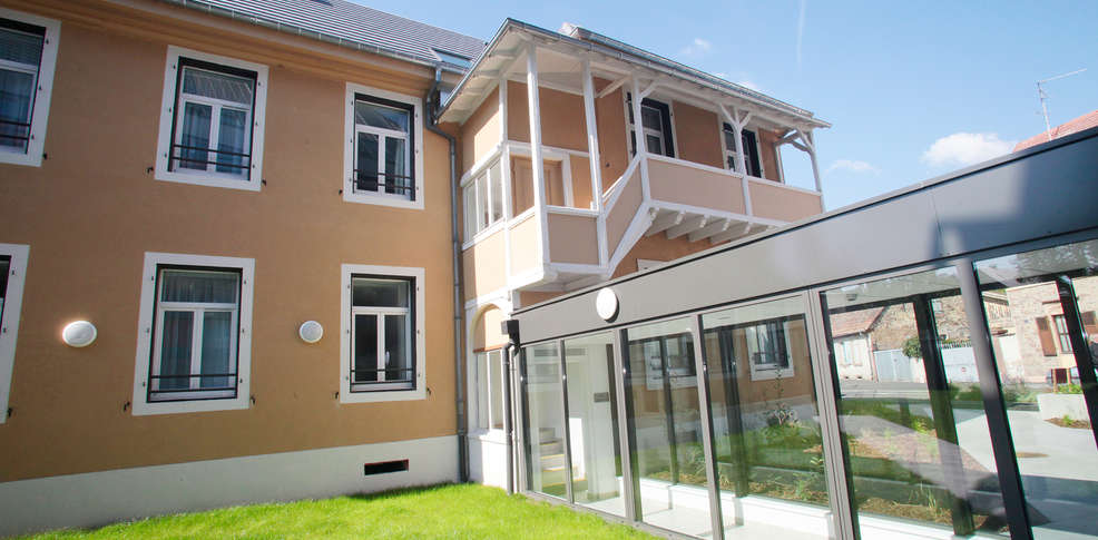 Appart 39 h tel odalys la rose d 39 argent 4 colmar france for Appart hotel amsterdam