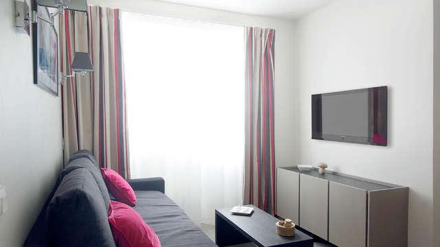 Appart hotel Odalys La Rose d Argent