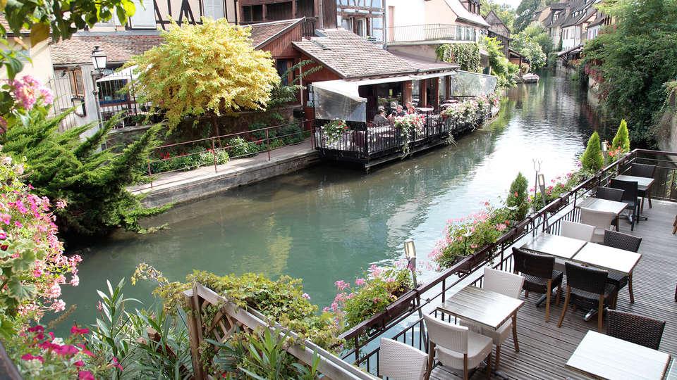 Appart'hôtel Odalys La Rose d'Argent - EDIT_terrace.jpg