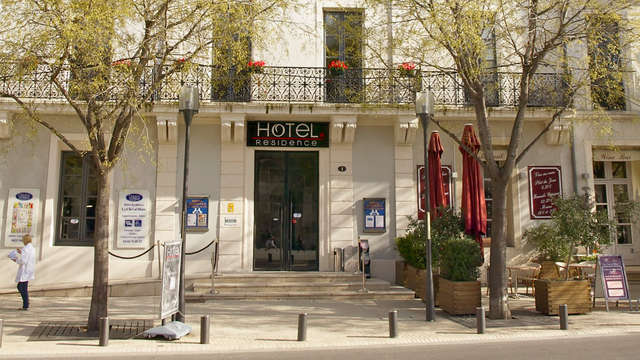 Appart hotel Odalys Le Cheval Blanc