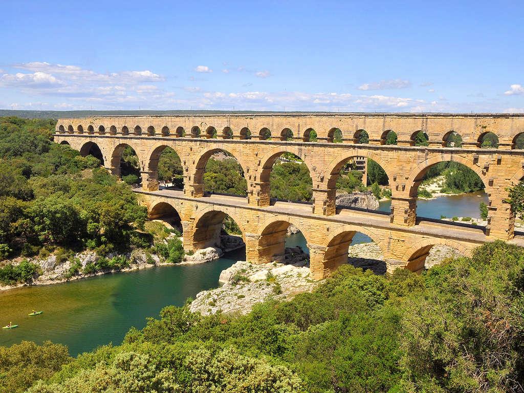 Séjour Languedoc-Roussillon - Week-end à Nîmes  - 3*