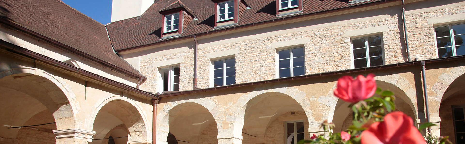 Week-end de charme dans un ancien cloître en plein centre de Dijon