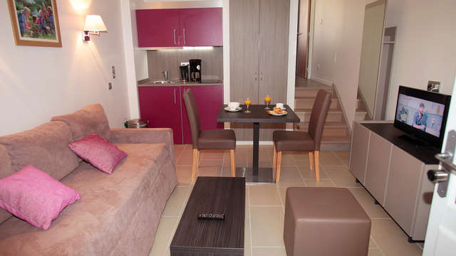 Appart hotel Odalys Les Cordeliers