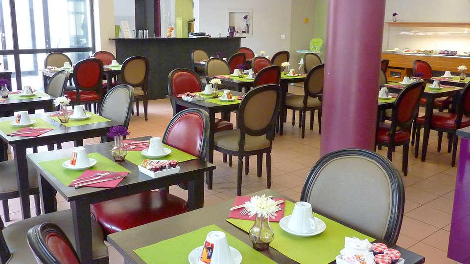 Appart'hôtel Odalys Les Floridianes - EDIT_Comedor1.jpg