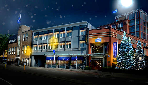 Spécial hiver : confort et shopping dans la charmante ville de Bréda
