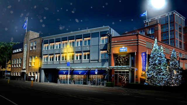 Winterspecial: comfort en shoppen in het gezellige Breda