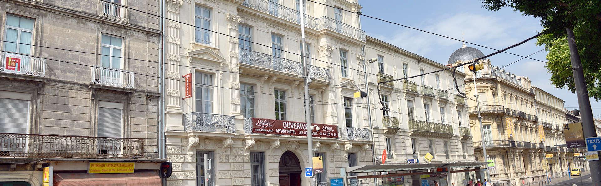 Week-end de luxe en Suite en plein cœur de Montpellier
