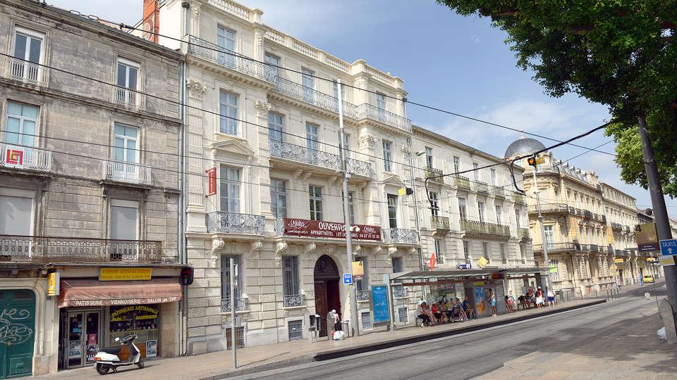 Appart'hôtel Odalys Les Occitanes - EDIT_Fachada1.jpg