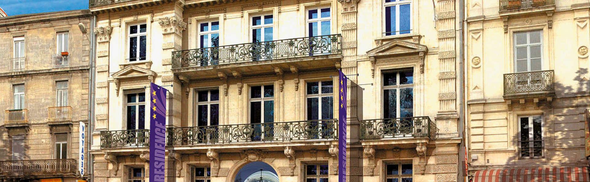 Appart'hôtel Odalys Les Occitanes - EDIT_Fachada2.jpg