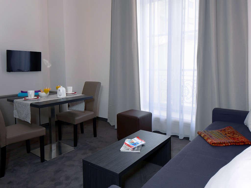 Séjour Hérault - Week-end en chambre supérieure en plein coeur de Montpellier  - 4*