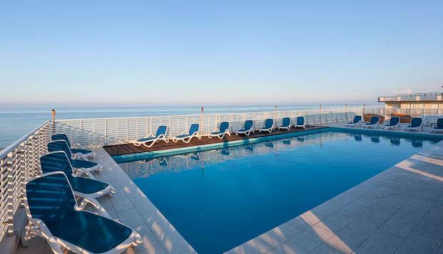 Weekend elegante in un resort affacciato sul mare in provincia di Teramo