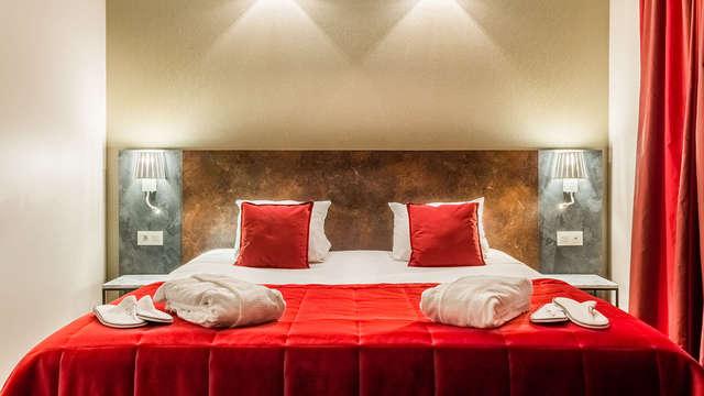 Ontspannend en luxueus weekendje weg in trendy hotel in Brussel (vanaf 2 nachten)