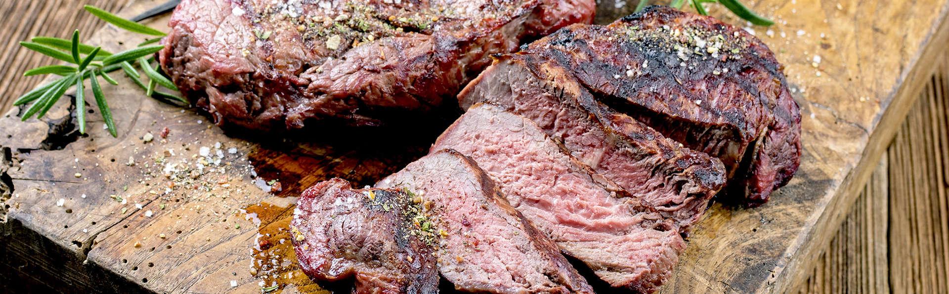 Descubre el corazón de las Ardenas y disfruta de un festín basado en carne de caza (desde 2 noches)