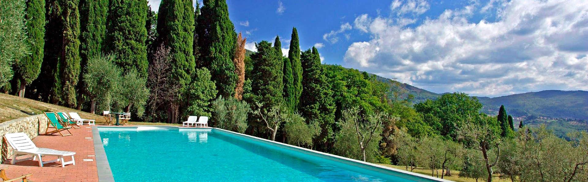 Offrez-vous 2 jours de détente et de bien-être dans une belle ferme Toscane
