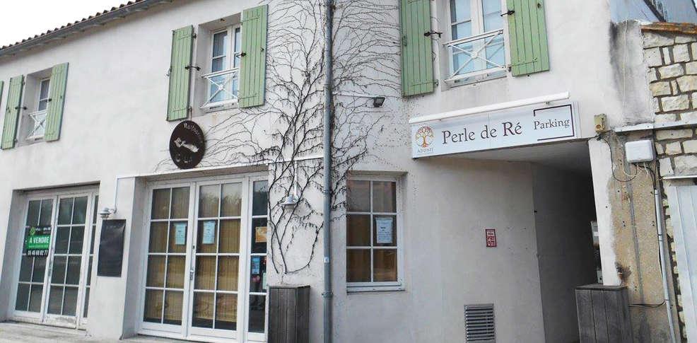 appart 39 h tel perle de r 3 la couarde sur mer frankrijk. Black Bedroom Furniture Sets. Home Design Ideas