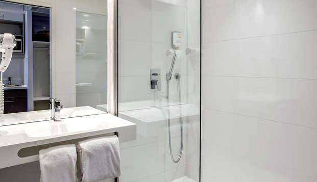 Appart Hotel Victoria Garden Bordeaux - bath