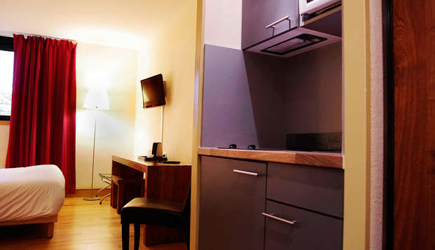 Appart Hotel Victoria Garden Bordeaux - suite