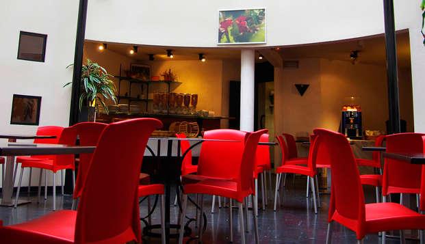 Appart Hotel Victoria Garden Bordeaux - breakfastroom