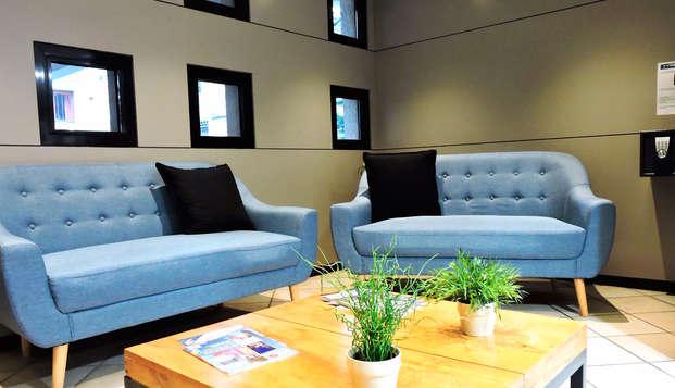 Appart Hotel Victoria Garden Bordeaux - lobby