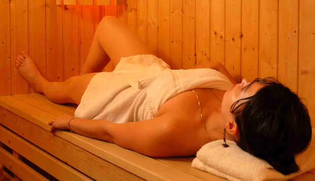 Appart Hotel Victoria Garden Bordeaux - sauna