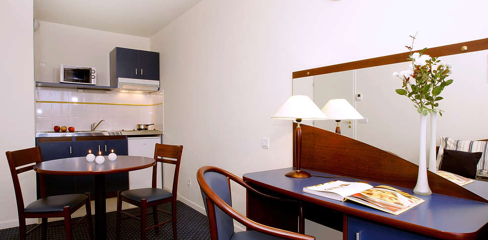 Appart hotel corse for Appart hotel amsterdam