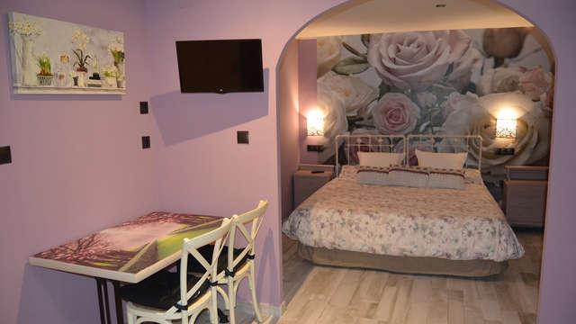 Suites con Jacuzzi Santillana