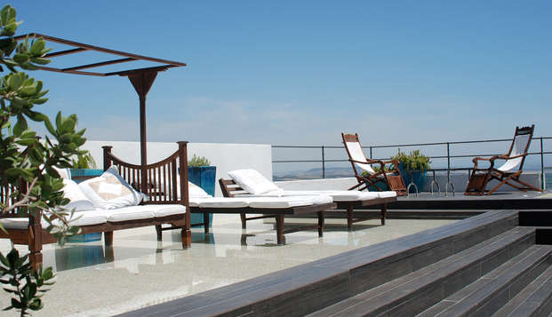 Descubre la provincia de Cádiz en un precioso hotel de diseño con vistas