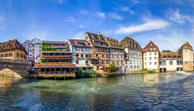 À la découverte de l'Alsace dans ce superbe hôtel à Wangenbourg