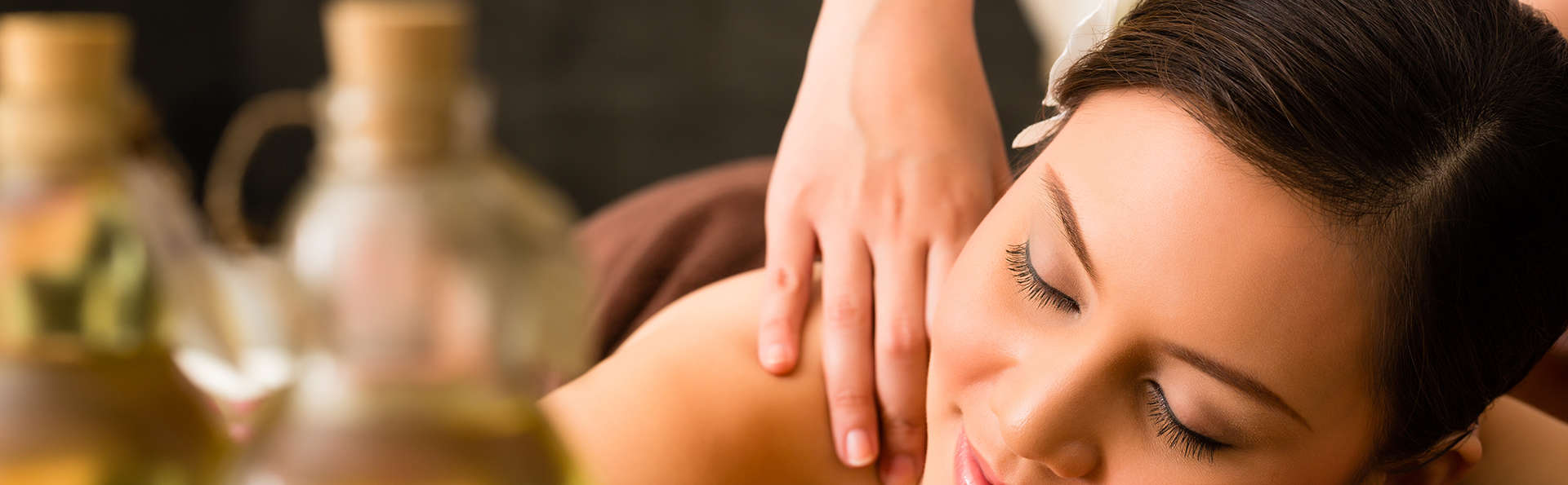 Weekend met massage en toegang tot de spa in Platja D´Aro aan de Costa Brava