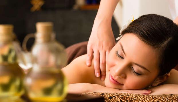 Relax e benessere con massaggio e accesso alla Spa a Platja D´Aro