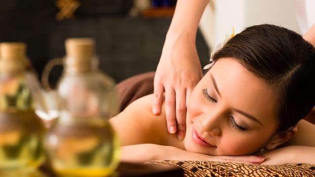 Week-end avec massage et accès au spa à Platja d'Aro