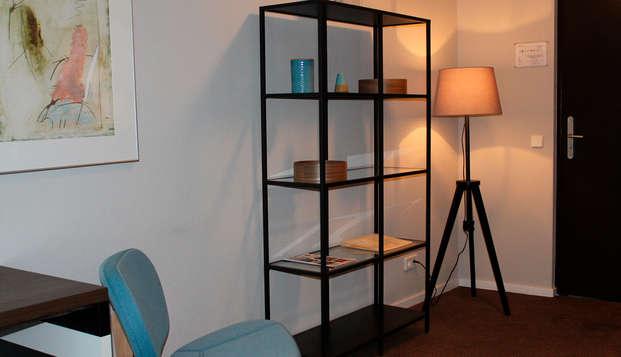 Landgoed Kapellerput - new room