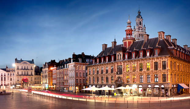 Élégance et charme au cœur de la ville de Lille