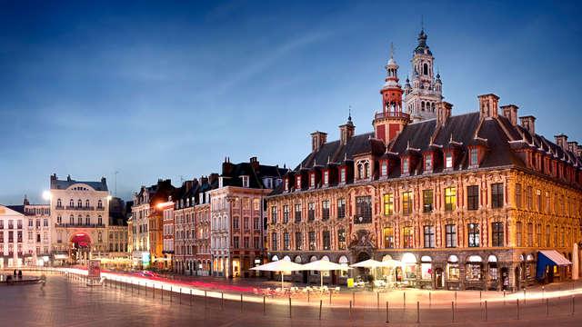 Elegantie en charme in het hartje van het Franse Lille