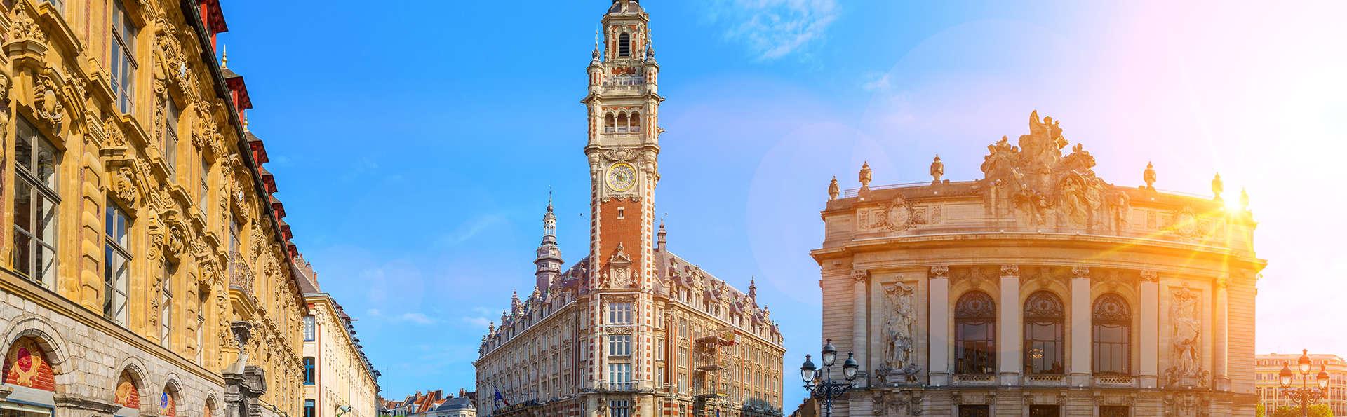 Détendez-vous au cœur de Lille