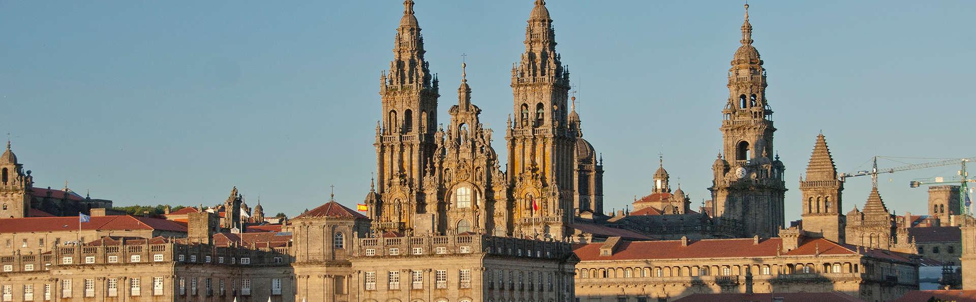 Casa Costoia Am S Espa A ~ Cena Romantica En Santiago De Compostela