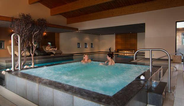 Habitación comfort con acceso al spa en los Países Bajos