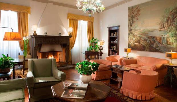 Noche 4* en un hotel de época en el corazón de Florencia