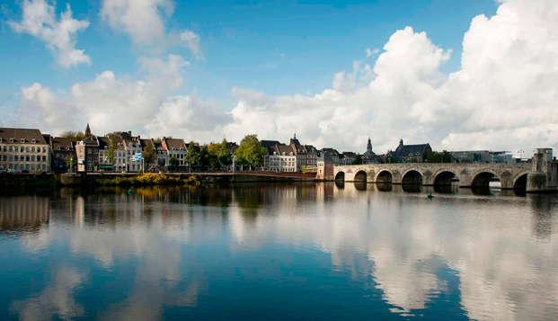 Escapade citadine en plein coeur de Maastricht