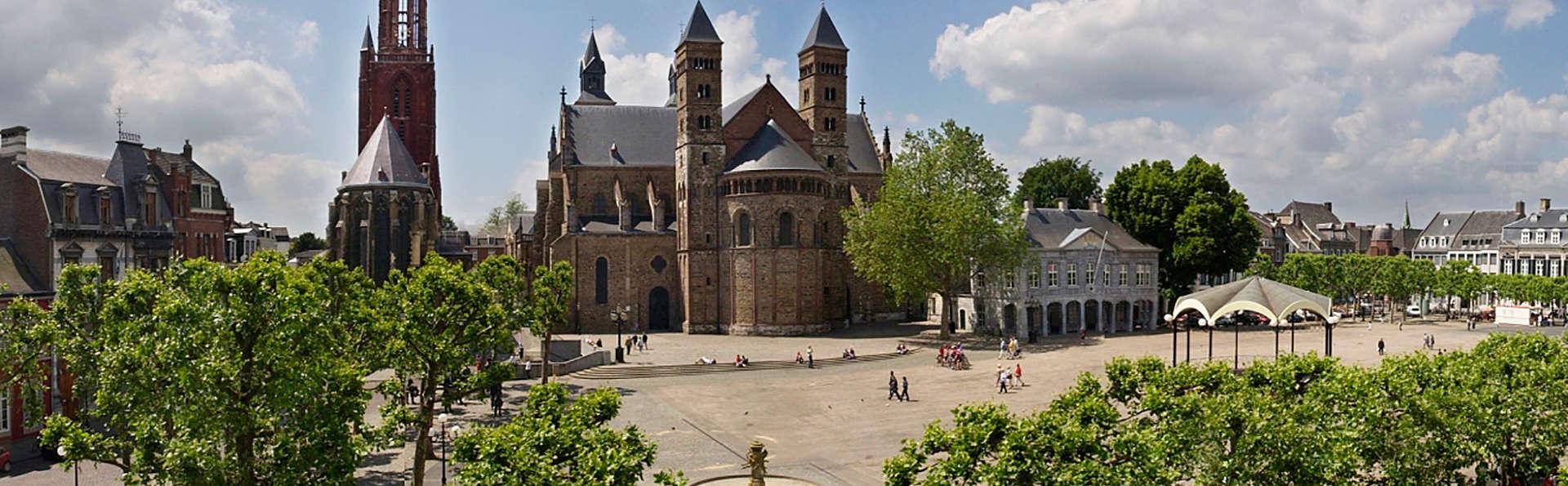 À la découverte de Maastricht au sein d´un superbe boutique-hôtel