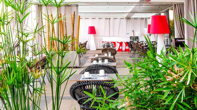 Hotel Best Western Plus Ajaccio Amiraute - NEW terrace