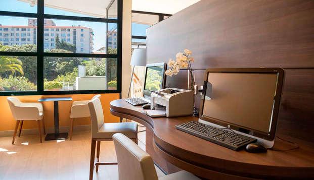 Hotel Best Western Plus Ajaccio Amiraute - NEW businesscorner