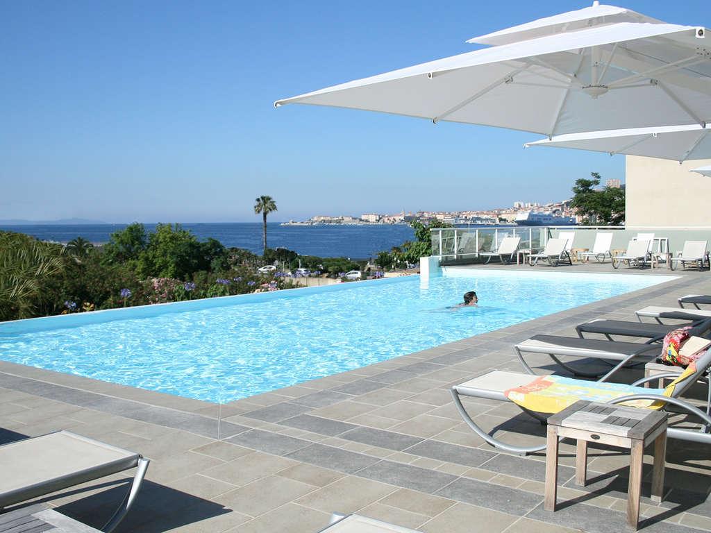Séjour Corse - Week-end bien-être à Ajaccio  - 4*