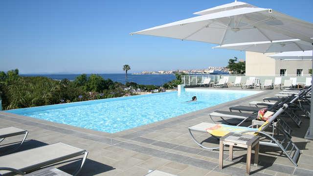 Hotel Best Western Plus Ajaccio Amiraute - NEW pool